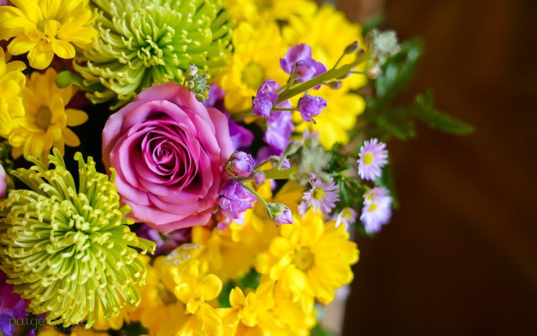Day 14: Flowers On The Doorstep