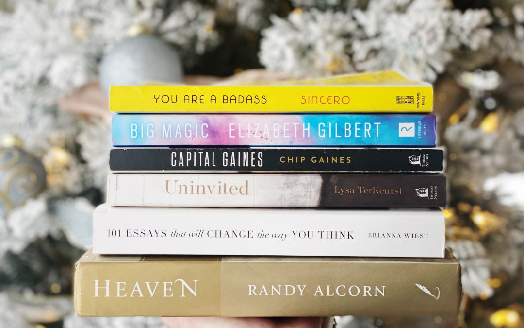 25 Books and Podcasts to Strengthen You